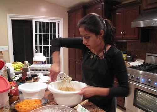 My sister the baker