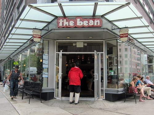 The Bean on Broadway