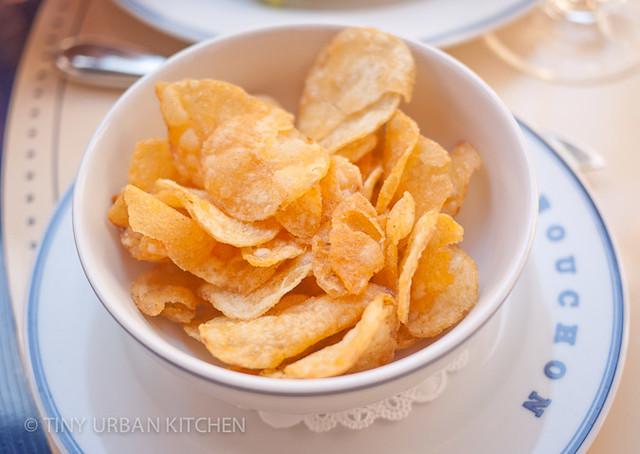 Bouchon chips