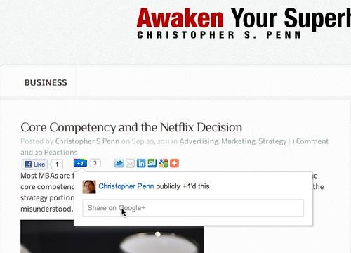 Christopher S. Penn's Awaken Your Superhero
