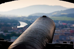 """Hohensalzburg Canon • <a style=""""font-size:0.8em;"""" href=""""http://www.flickr.com/photos/55747300@N00/6170603395/"""" target=""""_blank"""">View on Flickr</a>"""