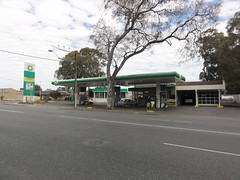 1980s Ryko Ultra Clean at BP Hectorville (RS 1990) Tags: station september gas petrol gasoline bp southaustralia britishpetroleum 2011 hectorville