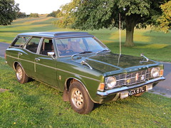 "Ford Cortina Mark 3 • <a style=""font-size:0.8em;"" href=""http://www.flickr.com/photos/35096883@N08/6171584145/"" target=""_blank"">View on Flickr</a>"