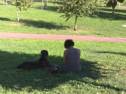 All'ombra del parco by durishti