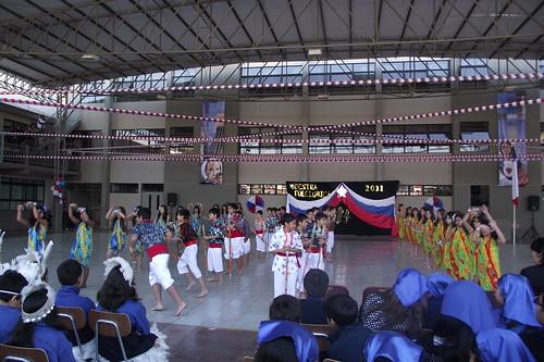 Celebración de Fiestas Patrias en Colegio Corazón de María Antofagasta
