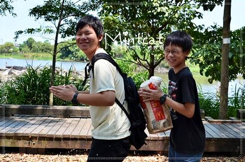 【暑假句點之宜蘭我來了!】宜蘭林場散散步・羅東美食林場肉羹