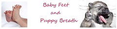 Baby Feet & Puppy Breath