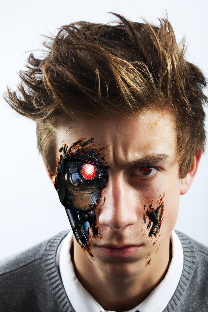 The World's Best Photos of face and terminator - Flickr ...