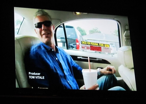 Bourdain goes to Cajun Country