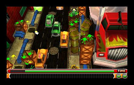 Frogger 3D Now Available For 3DS (1)
