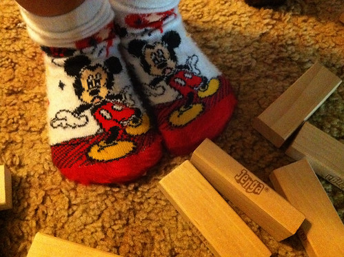 Mickey Mouse Feet by Gryffngurl