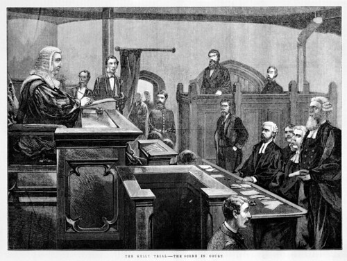 The Kelly trial