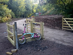 Five Arches Greenway Construction - Opening Day -1 (WestfieldWanderer) Tags: geotagged cyclepath radstock midsomernorton 5archesgreenway geo:lat=51285180589023476 geo:lon=24769017790985117