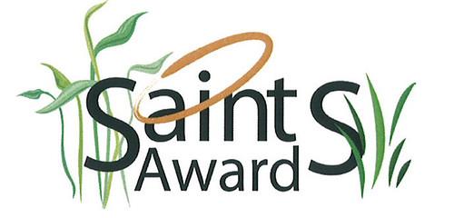 Saints Award Logo