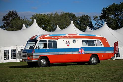 Bmc Marshall Training Unit Bus 1963
