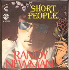 1977 randy newman album for short people