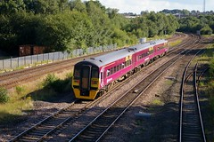 158770 (robert55012) Tags: class158 centraltrains claycrossjunction 158770