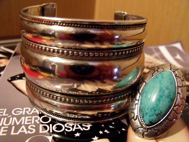 Bracelet and ring from Barcelona_02