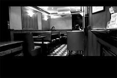(c'estlavie!) Tags: street city people urban blackandwhite paris france bar french nikon noiretblanc candid streetphotography streetlife bistro streetphoto franais parisienne streetpict nikonstunninggallery d300s nikonflickraward