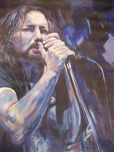Music Icons - Paintings - Realism