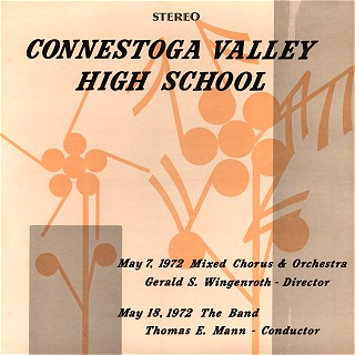 Connestoga Valley High School