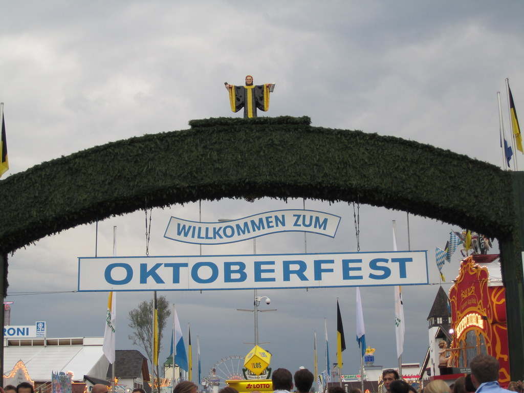 Slightly Peckish: Oktoberfest 10