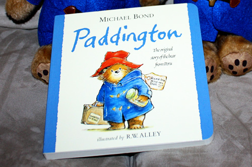 Paddington-Book