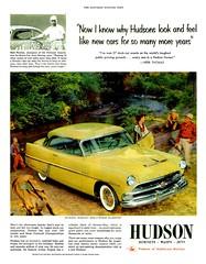 1954 Hudson Hornet Hollywood Hardtop (aldenjewell) Tags: hardtop ad 1954 hollywood hudson hornet