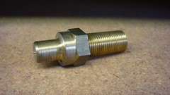 Cissell F287 bearing adjustment screw