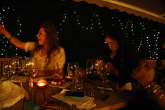 Kirby & Jenna (Ellie Goff) Tags: girls people look australian bored meal