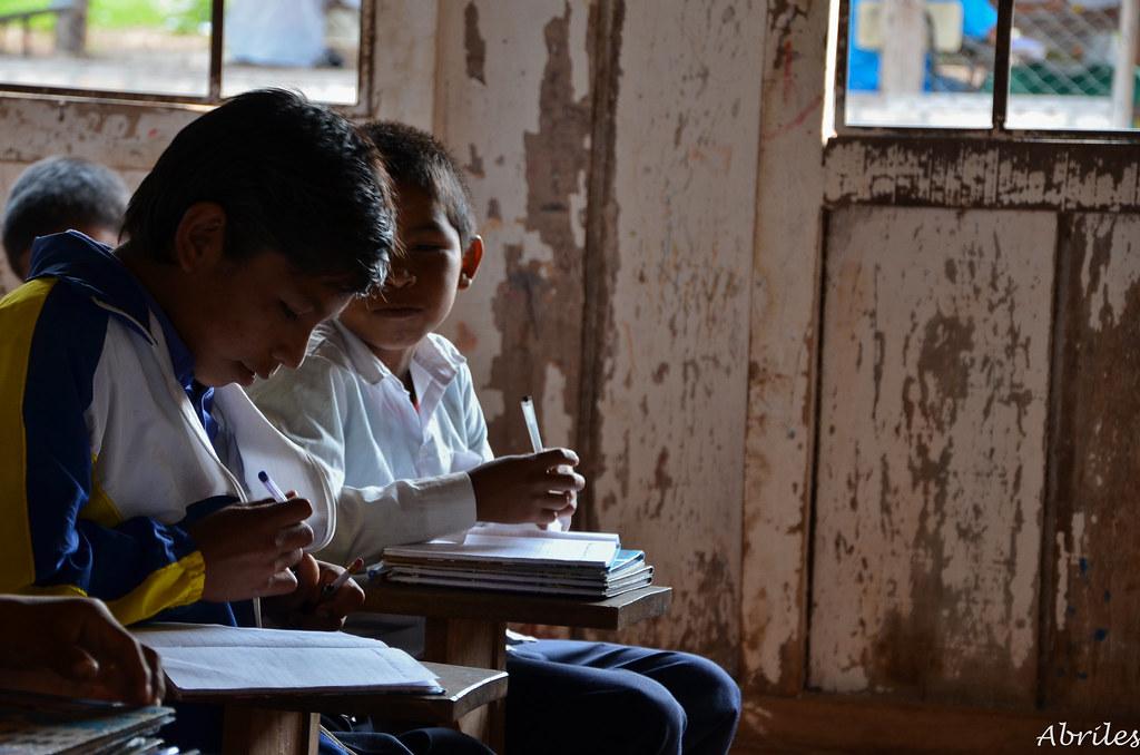 escuela indígena 3