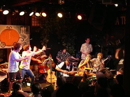 2011-09-23 京都 磔磔 with 渕上純子