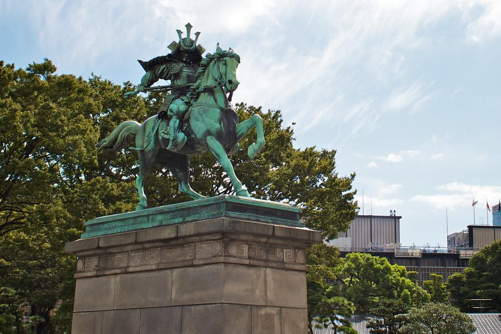 Meiji Statue