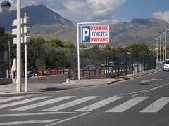 Garaje con muy buen acceso en la zona Foyetes de Benidorm. Pida más información en su agencia inmobiliaria Asegil de Benidorm  www.inmobiliariabenidorm.com