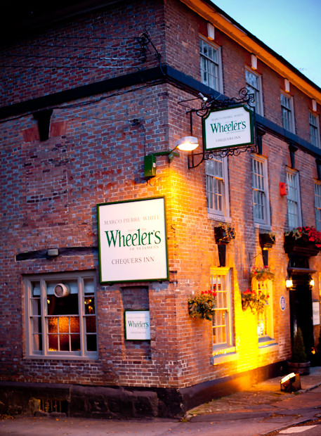 Wheeler's at the Chequers Inn Maresfield