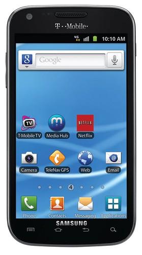HTC Amaze 4G smartphone