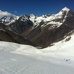 SG and DH track, Portillo, Chile 2011