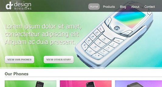 10 Amazing Free HTML5 and CSS3 Template