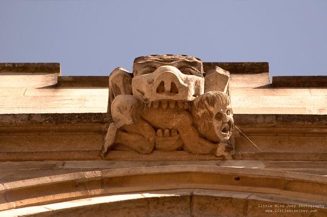 Magdalen College Gargoyles