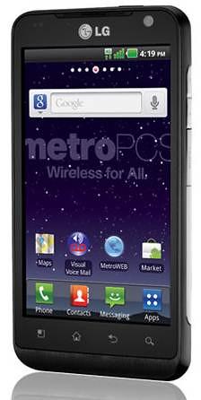 LG Esteem-MS910-MetroPCS
