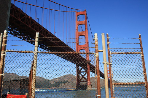 SF - golden gate bridge by machen und tun