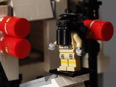 MaK - Strahl Weltraumwache (Uspez) Tags: lego space mak starfighter strahl
