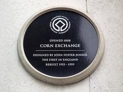 Photo of John Foster junior black plaque