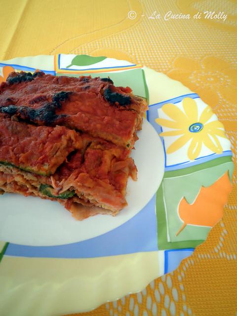 parmigiana di zucchine 2