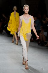Peachoo Krejberg @ Paris Fashion Week 2011
