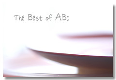 T - for The BEST of ABc