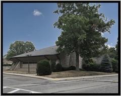 Sts. Peters & Palm Catholic Church ~ Beaver PA (Onasill ~ Bill Badzo) Tags: county church window glass stain st architecture modern catholic pennsylvania palm beaver pa peters attraction onasill