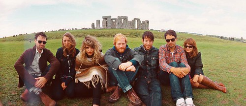 Stonehenge Band Photo