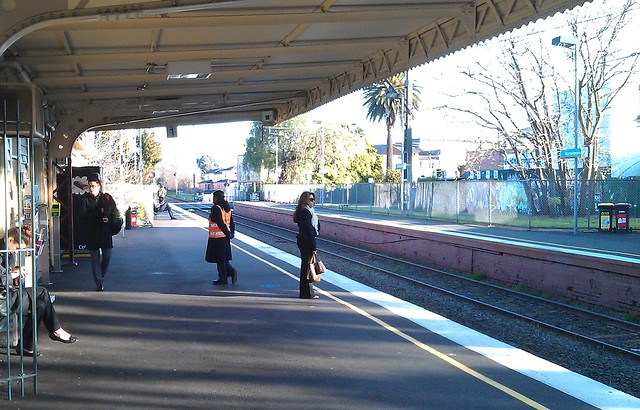 Murrumbeena station