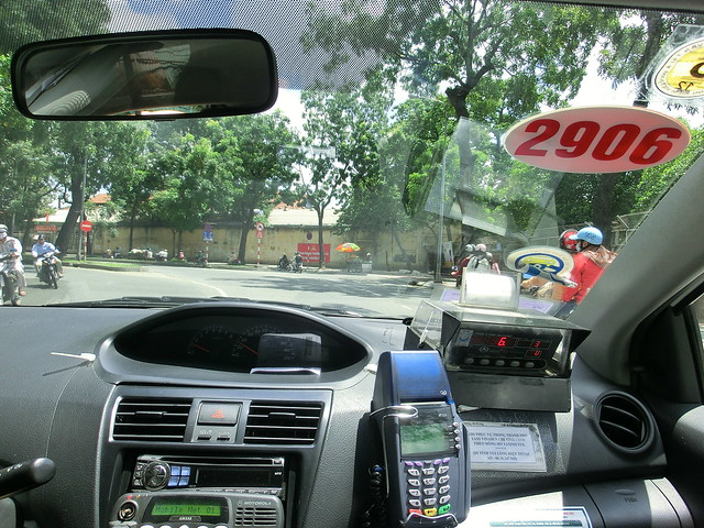 Taxi - Vietnam